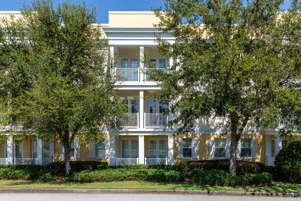 A great location to the Reunion Resort amenities