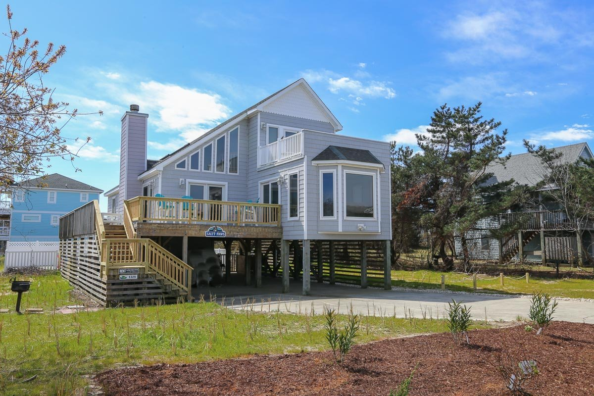 Outer Banks Vacation Rentals - 1329 - SALTY PAWS