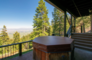 Skier Delight Hot Tub Expansive Views and Prime Location