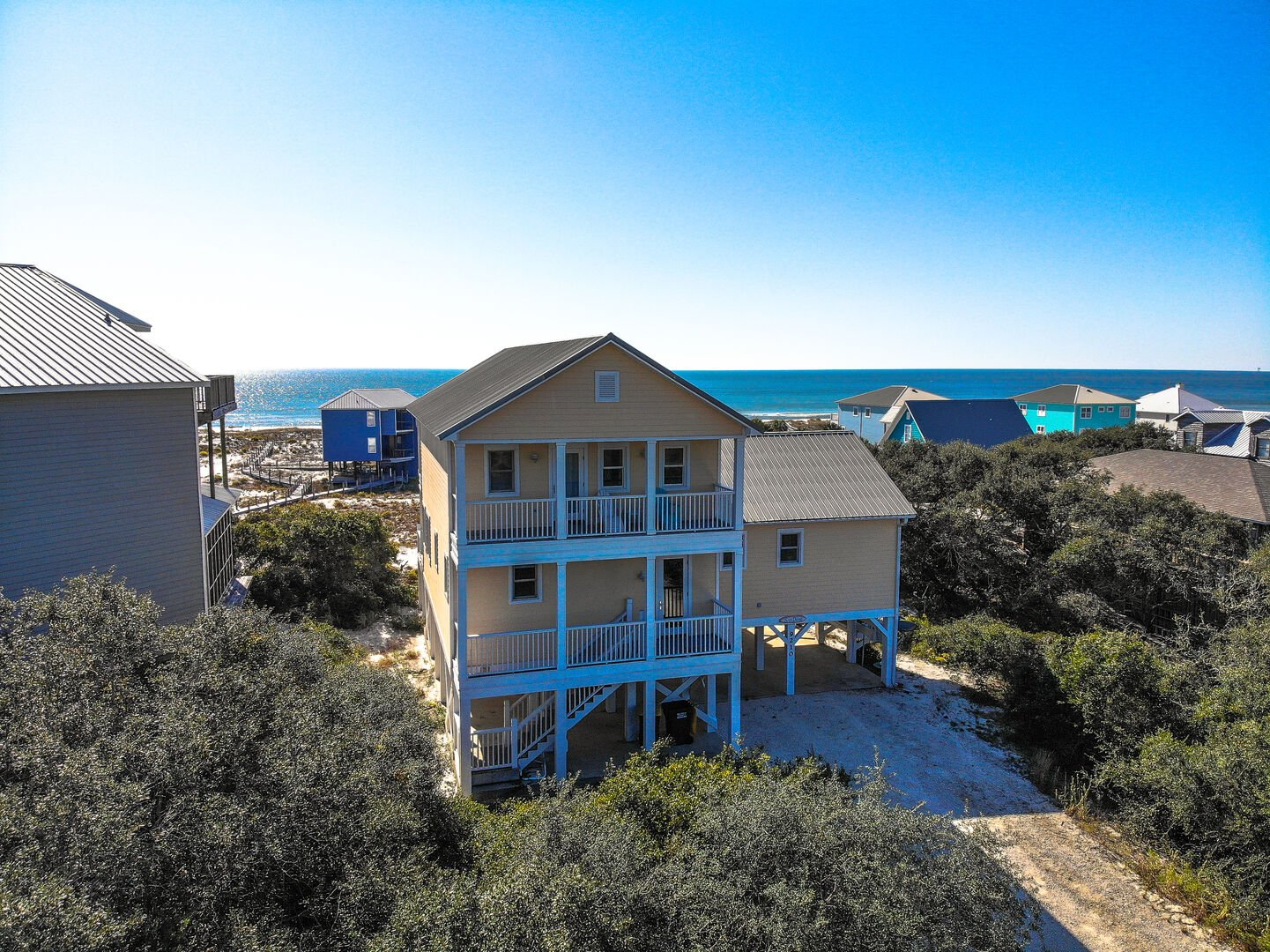 An Image of Pet Friendly Gulf Shores Vacation Rental.