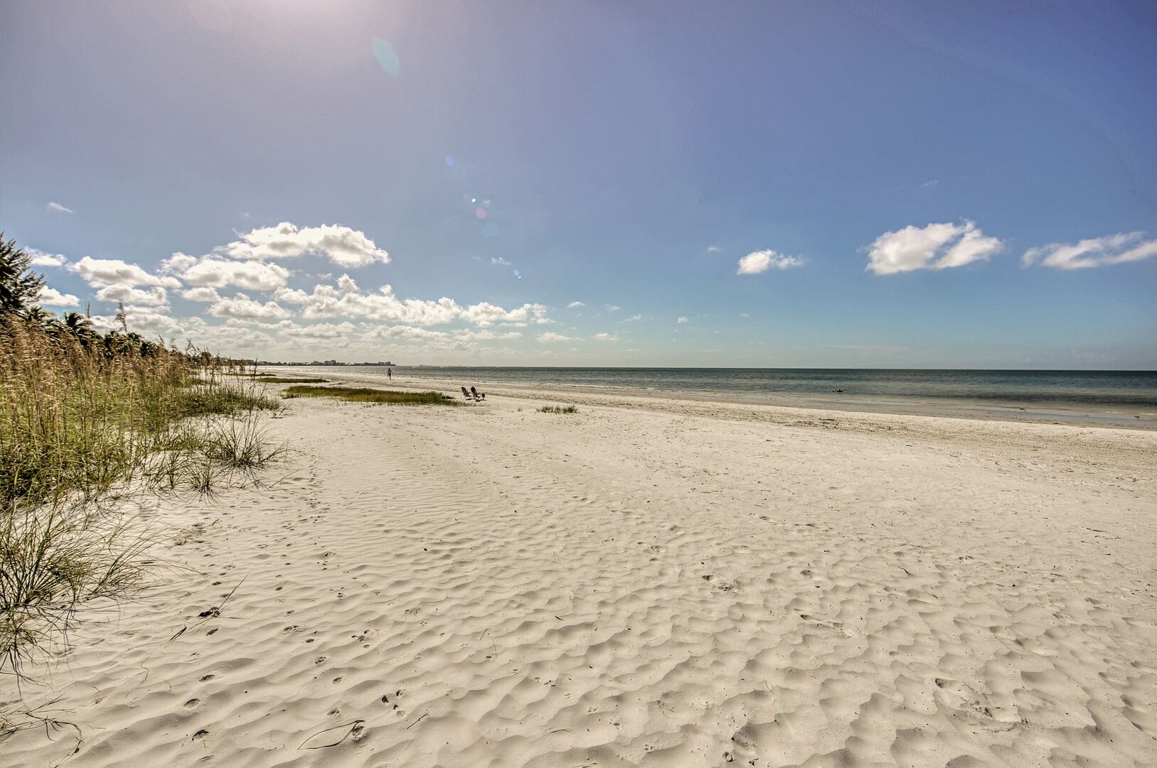 Picture of the Beach.