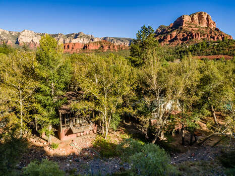 Perfect Vacation Hideaway Amongst the Sedona Red Rocks