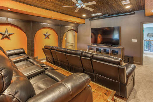 12-14 Seat Theater Room with 85