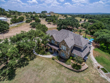Five Live Oak Wooded Acres