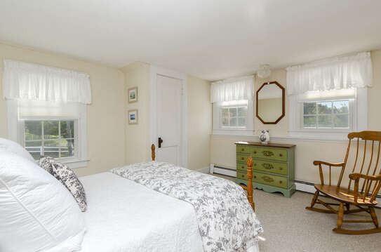 Bedroom 2 with a Queen Bed- 60 Sisson Road Harwich Port Cape Cod New England Vacation Rentals
