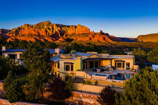 Remodeled Two-Story Home in Uptown Sedona