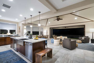 Beautifully updated/open concept design