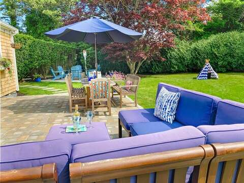 Welcome to The Hideaway! 40 Tip Cart Chatham Cape Cod - New England Vacation Rentals