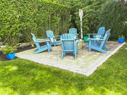 Fire Pit - 40 Tip Cart Chatham Cape Cod - New England Vacation Rentals