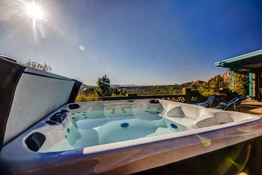 Hot Tub - Just Added