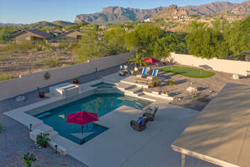 Wow! A dream come true oasis for creating lasting vacation memories! Start packing!