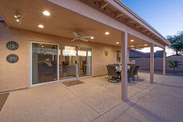 Extensive renovations to the backyard make it a most desirable place to hang out with friends and family.