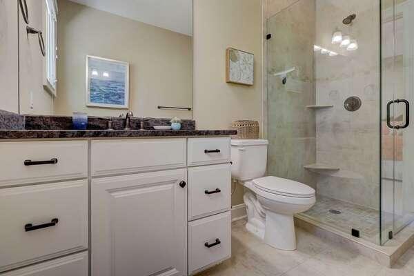 Bathroom for bedroom 2