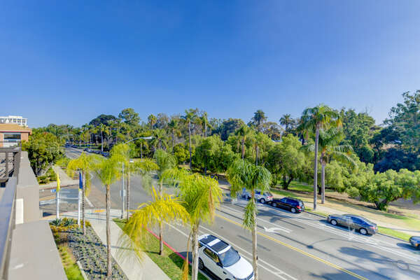 Just Across the Street from Balboa Park