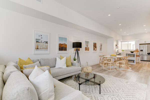 Welcome to our San Diego Townhouse Rental - BANKERSHILL2060
