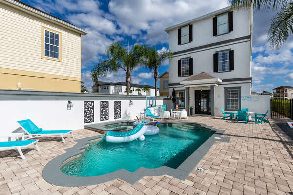 Escape to the Florida sunshine