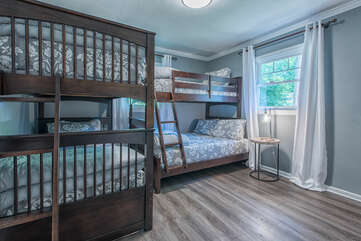 Bunk Room! The kids will love it!