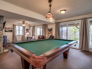 Lower Level Billiards