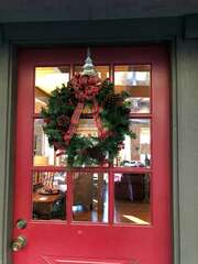 Christmas Décor at Whits End