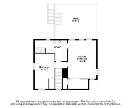 Floor plan-67 The Cornfield Chatham Cape Cod - New England Vacation Rentals