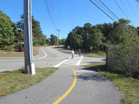 Take a ride on the rail trail! Chatham Cape Cod - New England Vacation Rentals