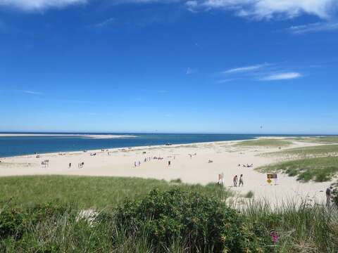 Walk for miles on Lighthouse beach or take a morning yoga class! Chatham Cape Cod - New England Vacation Rentals