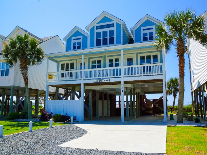 651 Obw Holden Beach Vacation Al
