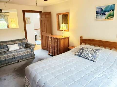 King Bedroom #3 - Welcome to Chatham Tides! 335 Meeting House Rd- Chatham- New England Vacation Rentals