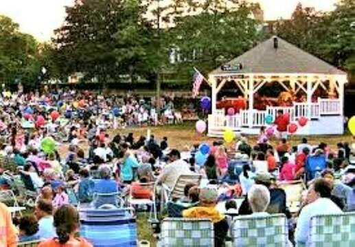 The band stand- Chatham- New England Vacation Rentals