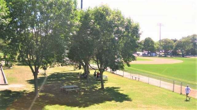 Baseball field in Chatham- New England Vacation Rentals