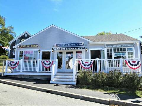 Downtown Chatham- New England Vacation Rentals