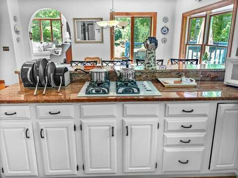 Enjoy cooking at- 335 Meeting House Rd- Chatham- New England Vacation Rentals