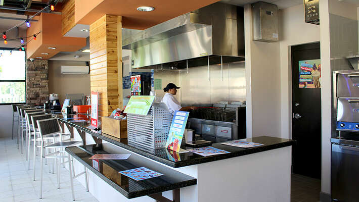 On-site facilities:- Poolside snack bar