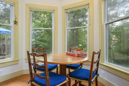Family/game Room Main Floor- 9 Reliance Way Harwich Cape Cod - New England Vacation Rentals