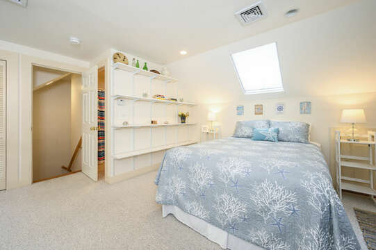 2nd Floor Bed #2 with Queen Bed (over garage)- 9 Reliance Way Harwich Cape Cod - New England Vacation Rentals