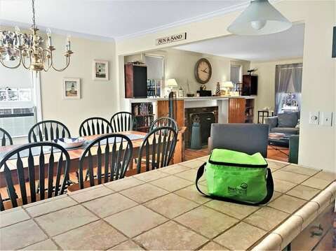 Open concept living for all the family to enjoy-- 209 Indian Hill Road Chatham Cape Cod New England Vacation Rentals