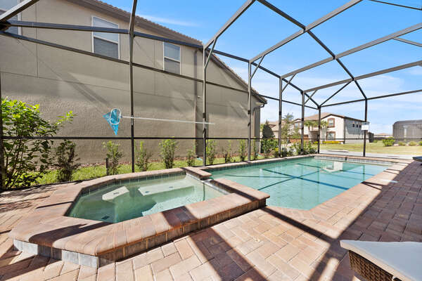 Your own private pool awaits