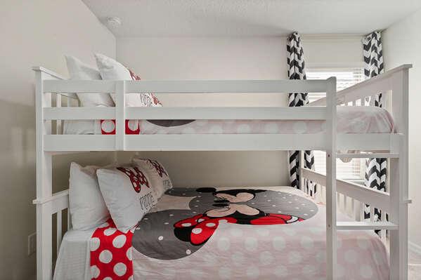 Full over  full bunkbed
