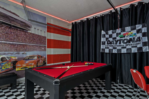 Play a round of pool