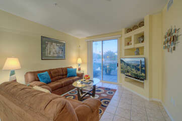 Condo is well appointed throughout making it an appealing home away from home