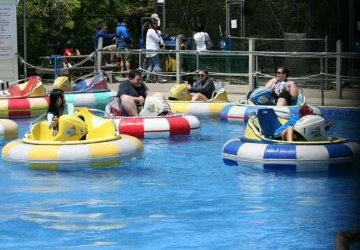 Have a blast on the bumper boats - Harwich Port- Cape Cod- New England Vacation Rentals