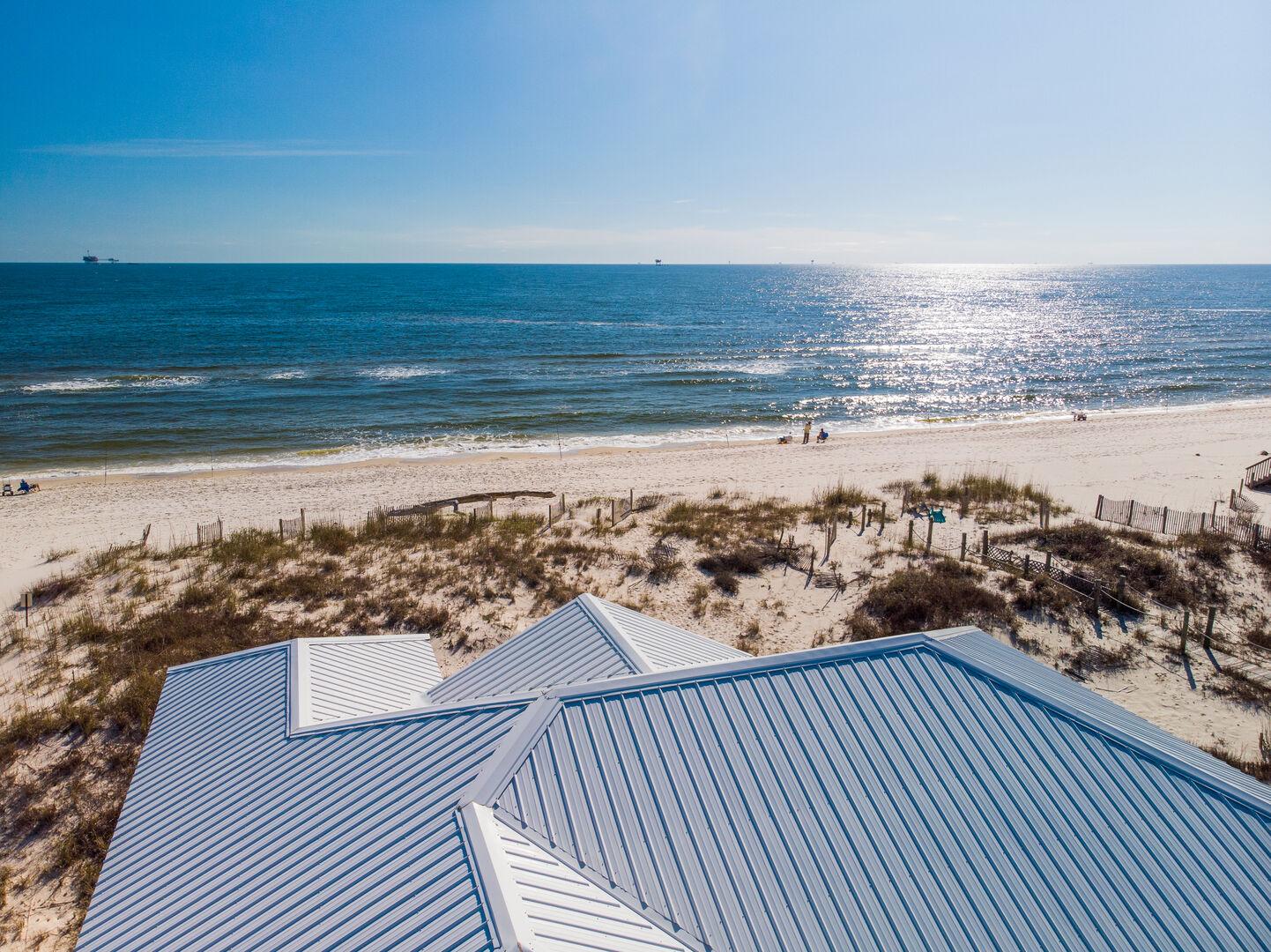 Amazing Gulf Views Near Ft Morgan Al Vacation Rental.