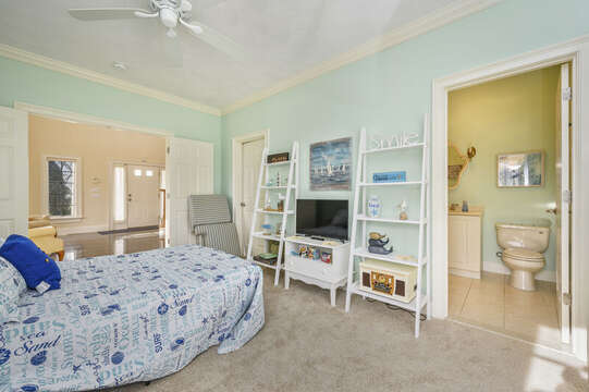 4th bedroom with Double pullout as well as twin pull out -306 Millway Barnstable Cape Cod New England Vacation Rentals 306 Millway Barnstable Cape Cod New England Vacation Rentals