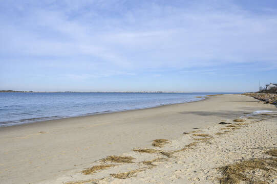 Millway Beach is across the street! 306 Millway Barnstable Cape Cod New England Vacation Rentals