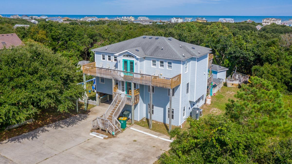 Outer Banks Vacation Rentals - 0649 - MIRACLES HAPPEN