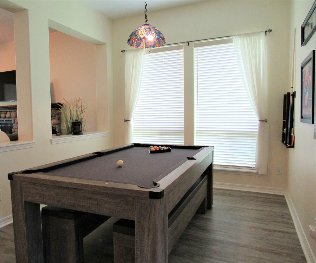 3-n-1 Ping pong, Pool, Card/Puzzle table