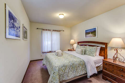 Bedroom 3 with a Queen Bed and 32