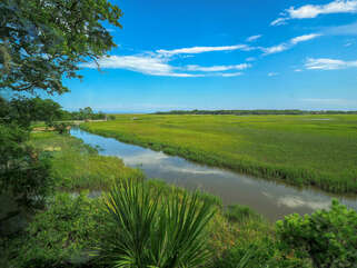 The natural beauty of Seabrook Island abounds