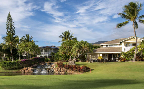 10th Fairway at Ko Olina's Championship Course