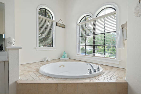 Downstairs Master EnSuite Bathroom